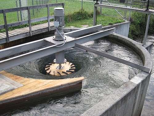 Гидроэлектростанция на ручье своими руками 161